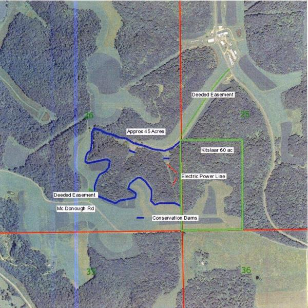 Weiss Realty - 60 Acres Buffalo County - SOLD!